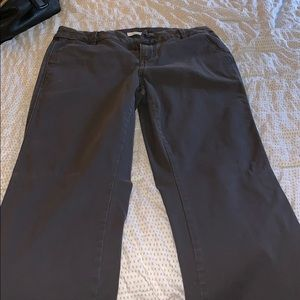 Dark Gray women's trousers